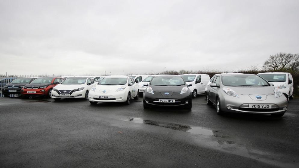 بريطانيا ستحظر اعتباراً من 2030 بيع السيارات الجديدة العاملة بالوقود أو الديزل
