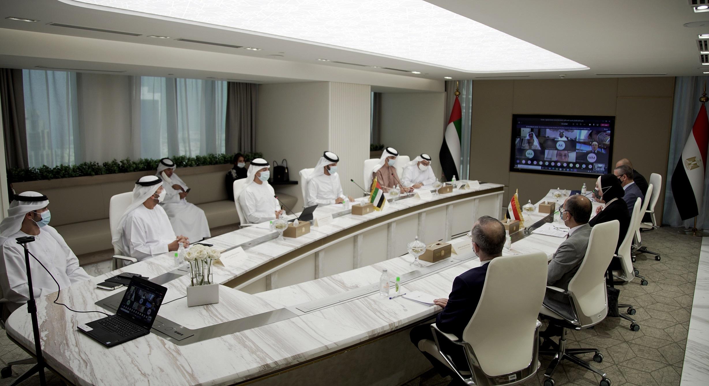 إطلاق مجلس الأعمال الإماراتي المصري لتنمية شراكة البلدين على مستوى القطاع الخاص