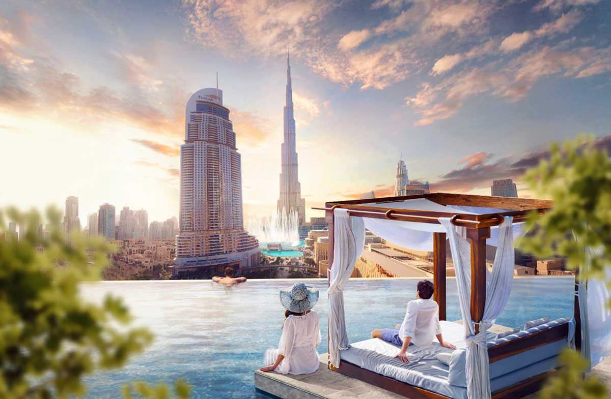 158.3% حجم النمو في قطاعي السياحة والفنادق في الإمارات