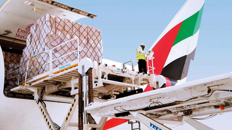 «طيران الإمارات» تنقل 1.5 مليون راكب