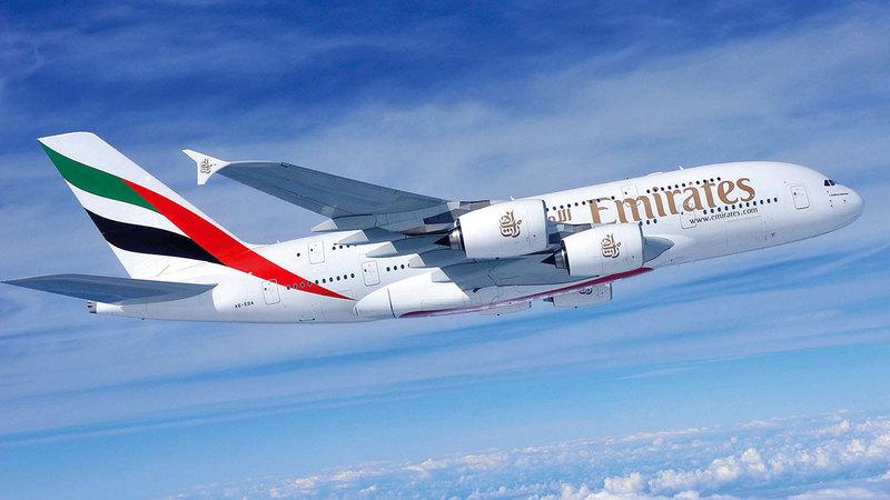 «طيران الإمارات» تتوسّع في استخدام طائراتها العملاقة
