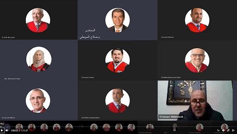 كلية الهندسة في عمان الأهلية تستضيف ورشة عمل حول التخطيط الاستراتيجي والتميز الإداري لقيادات الجامعات