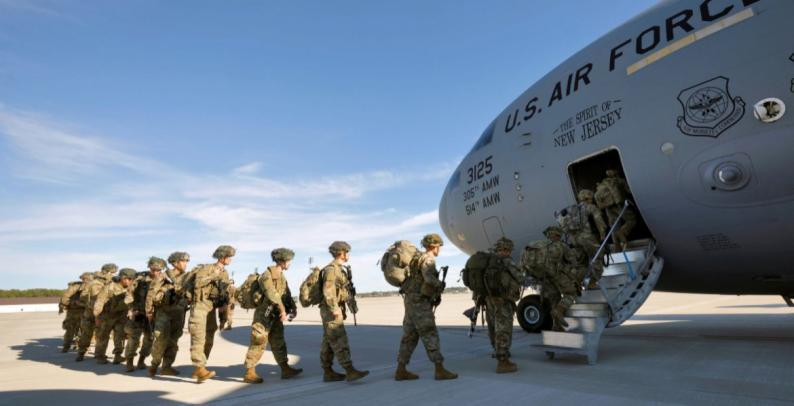 إقرار أمريكا لأكبر ميزانية دفاعية في تاريخها