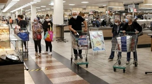 زيادة الحركة في الاسواق الالمانية بعد الامال بالتخلص من كورونا