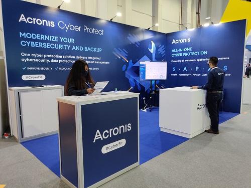 شركة أكرونيس للتكنولوجيا تكشف النقاب عن خطة توسع مدتها خمس سنوات في الشرق الأوسط.