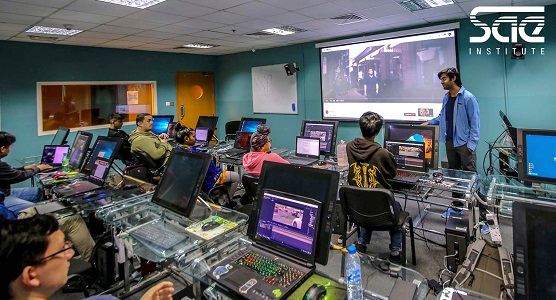 SAE Institute opens its doors in Abu Dhabi to hone the skills of the UAE's young creative talent.