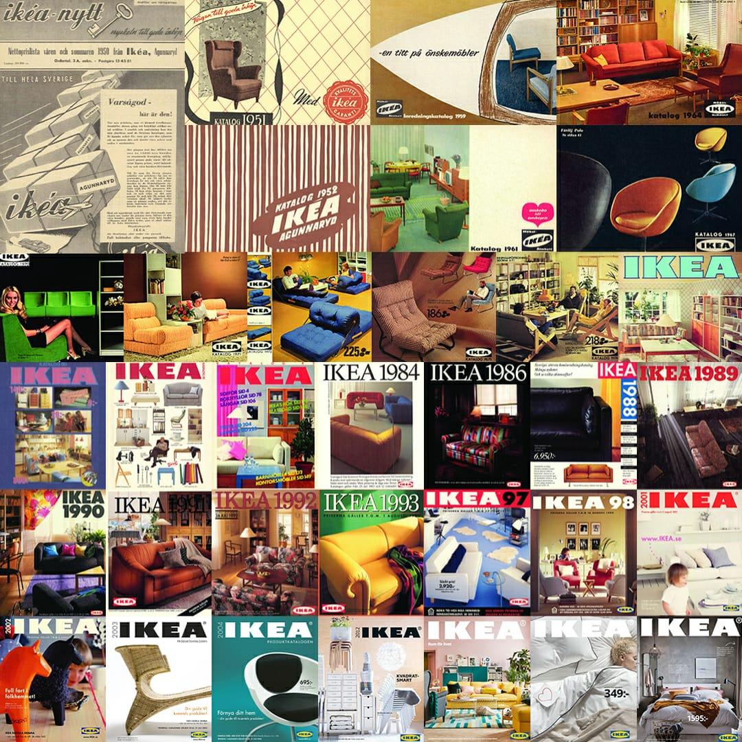بعد 70 عاماً من النجاح: ايكيا تطوي صفحة كتالوجها الشهير