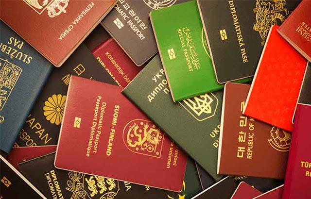 تعرف على اقوى واضعف جوازات السفر في العالم