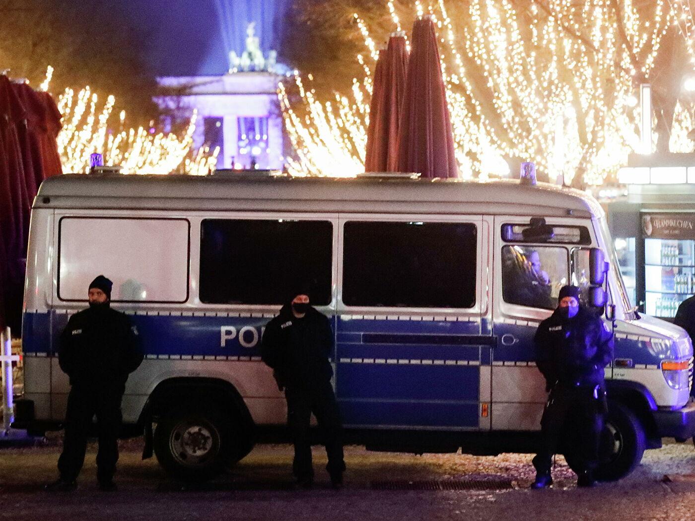 المانيا تستقبل العام الجديد بـ 18 حريق