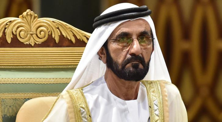 محمد بن راشد يطلق شعار اجمل شتاء