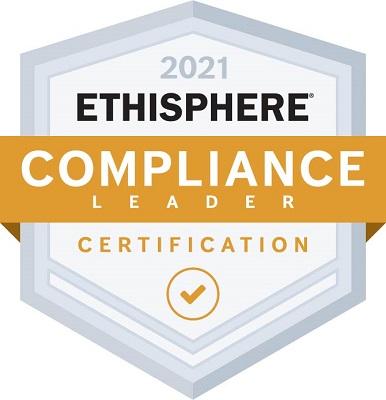 """""""إس إن سي-لافالين"""" تحصل على شهادة الشركة الرائدة في مجال الامتثال المُقدّمة من معهد إثيسفير"""