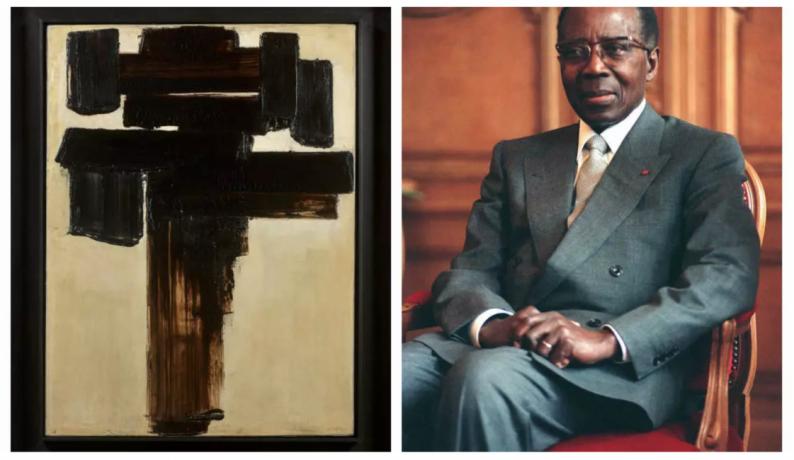 1.8 مليون دولار مقابل لوحة كانت ملكاً لرئيس إفريقي سابق