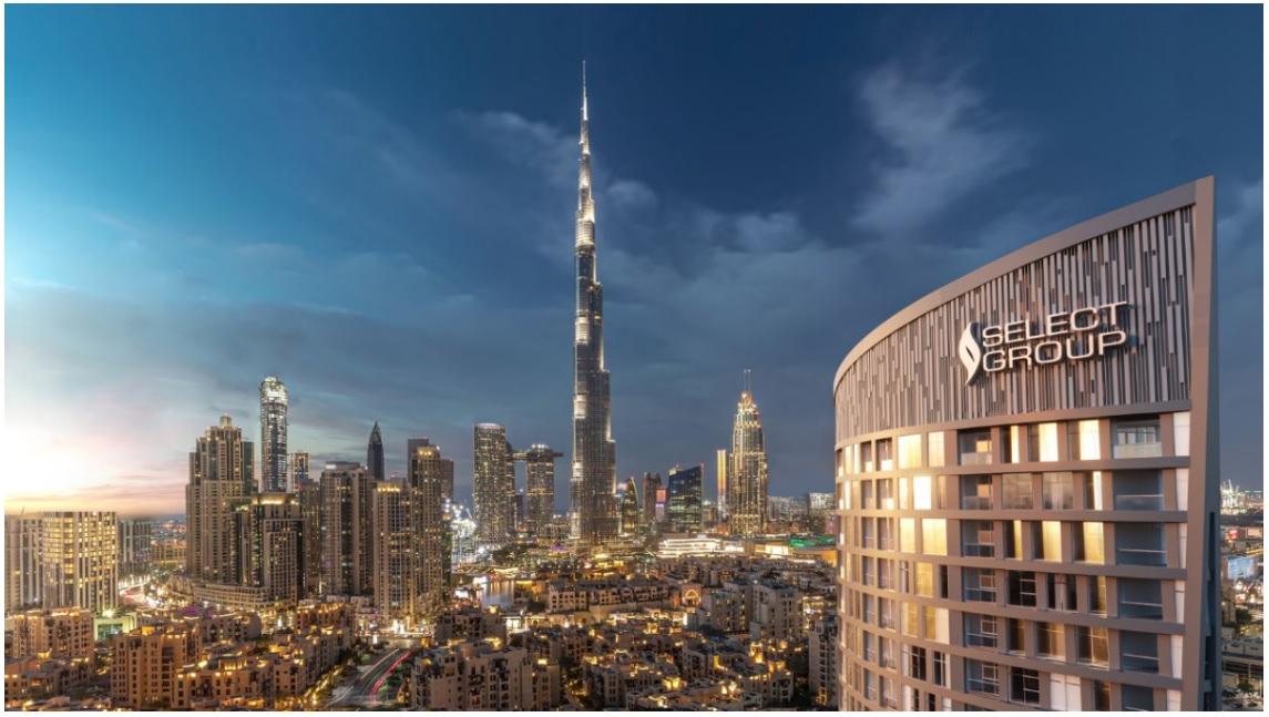 شركة سيلكت جروب العقارية تطلق أحدث مشاريعها التطويرية في الخليج التجاري