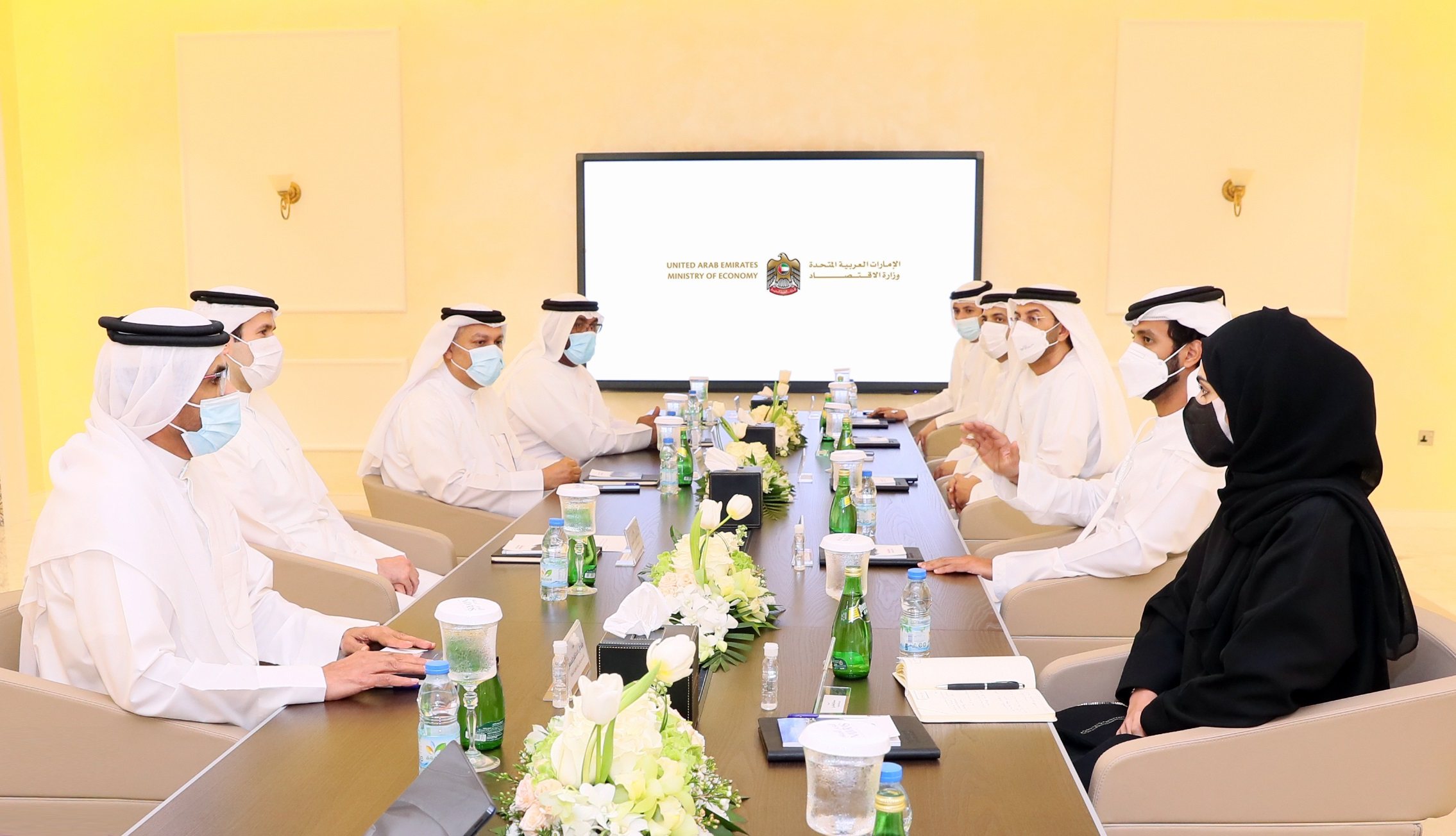 وزارة الاقتصاد تطلع القطاع التعاوني على رؤيتها واستراتيجيتها للخمسين عاماً المقبلة