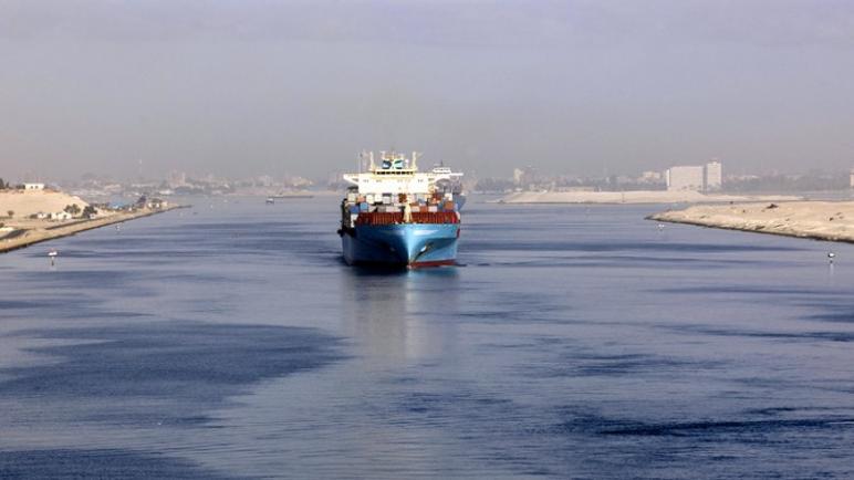 ارتفاع إيرادات قناة السويس المصرية 11.2 بالمئة في ثمانية أشهر