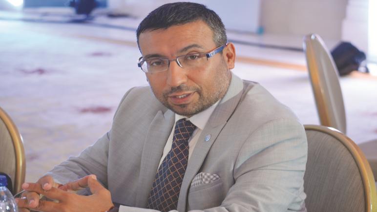 رئيس المجلس الأوكراني العربي التجاري