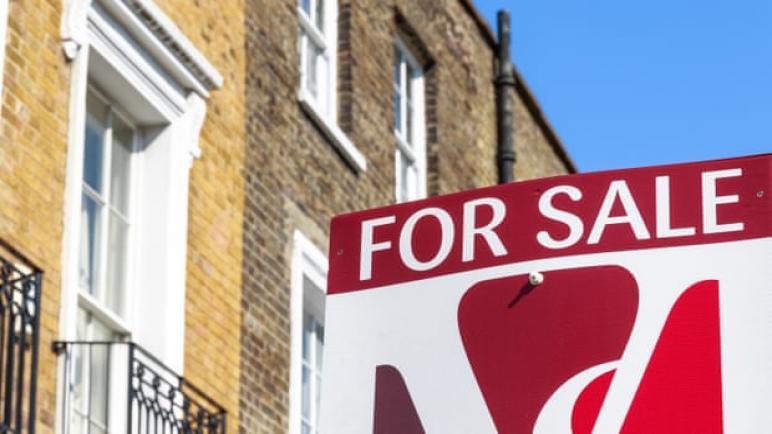 ارتفاع اسعار المنازل في بريطانيا مع ازدياد الطلب