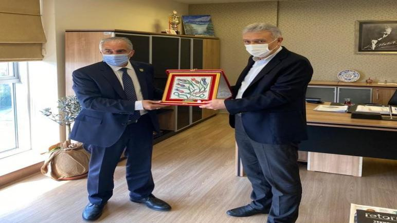 عمان الأهلية تبحث آليات تفعيل الشراكة مع جامعة إسطنبول ميديبول التركية