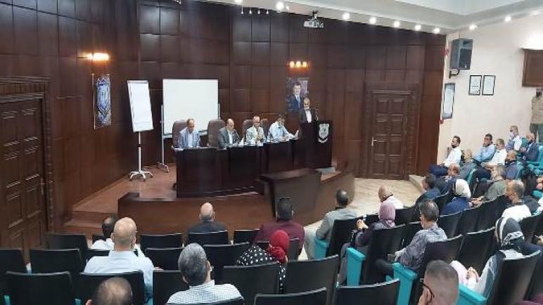 انتخاب مجلس إدارة نادي الأرينا برئاسة د. ماهر الحوراني