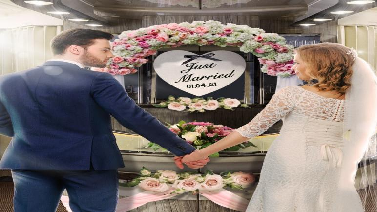 طيران الامارات تطلق خدمة حفلات زفاف