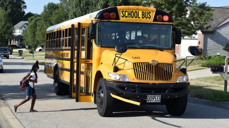 المجموعة الاولى تبيع أقسام الحافلات الأمريكية مقابل 3.3 مليار جنيه إسترليني