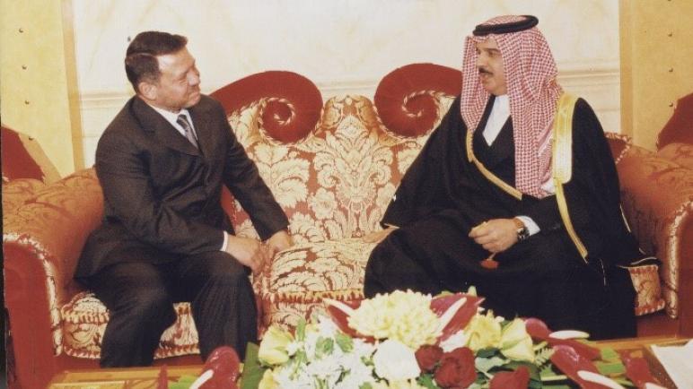 د.نوح خليفة عن تجربة البحرين والاردن في دعم التكامل الديمقراطي