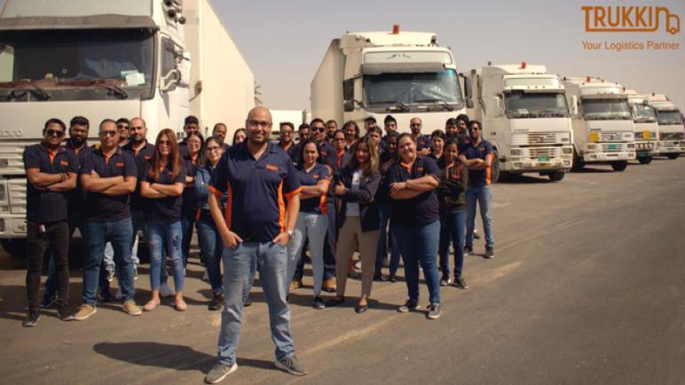 منصة الخدمات اللوجستية Trukkin تجمع 7 ملايين دولار من الداعمين السعوديين