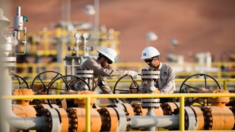 أرامكو السعودية تسعى لجمع 17 مليار دولار على الأقل من خط أنابيب الغاز