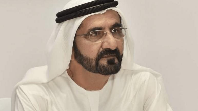 الشيخ محمد يطلق العد التنازلي لانطلاق اكسبو 2020