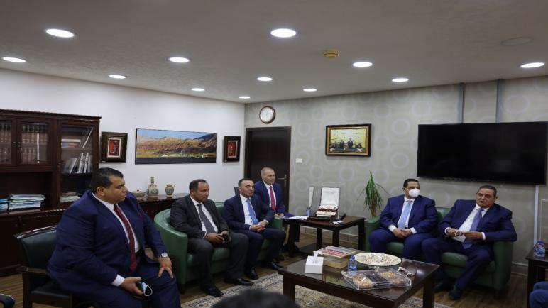 البوتاس العربية تضاعف حجم صادراتها لمجموعة إيفرجرو المصرية