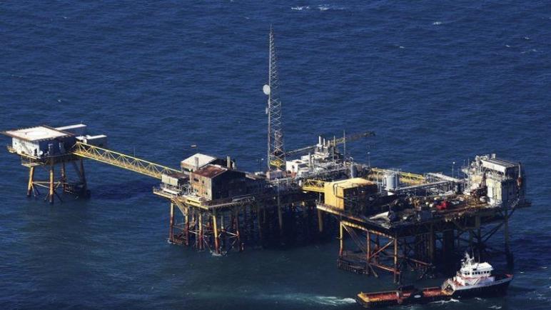 مكاسب النفط ترتفع في خليج المكسيك