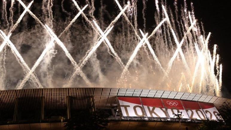 تأثير الوباء على الإعلان الأولمبي