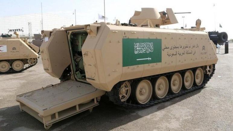 السعودية تدعو الشركات الأجنبية والمحلية للاستثمار في 74 مشروعاً عسكرياً