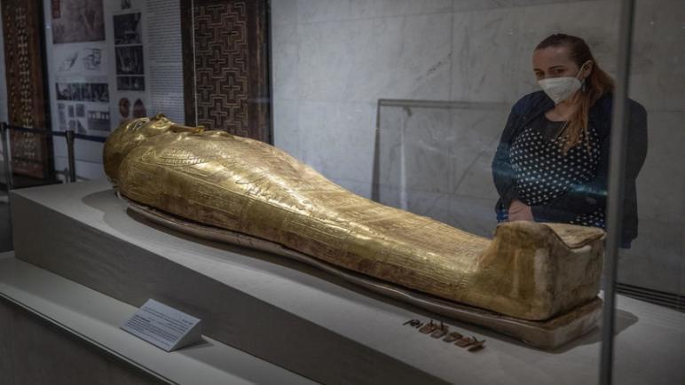 مصر تراهن على الاكتشافات القديمة لإخراج السياحة من الوباء
