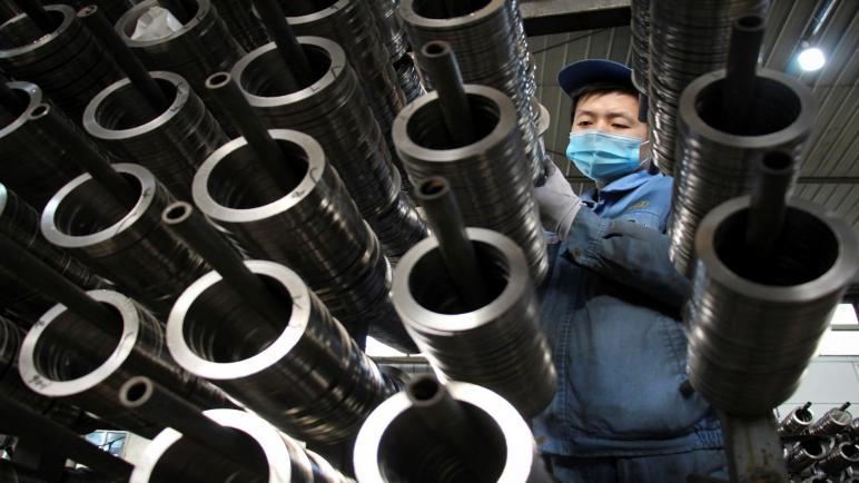 الصين تسجل ارقاما قياسية في حجم الصادرات مع تعافي الطلب العالمي