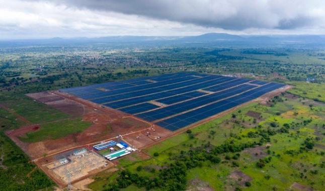 أبوظبي تشغل محطة للطاقة الشمسية في توغو بغرب إفريقيا