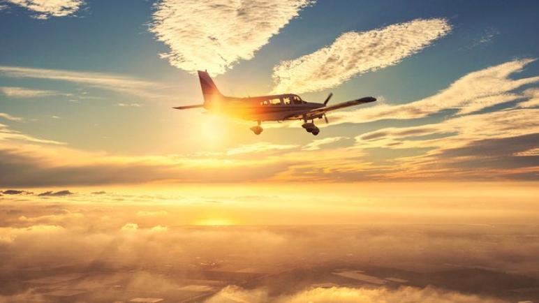 اطلاق أول طائرة مسح جيولوجي سعودية