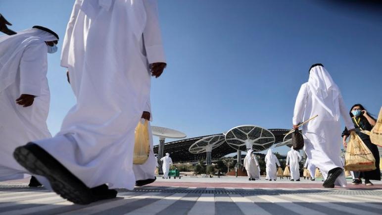 إكسبو دبي 2020 شاهدا على عظمة المعارض الدولية