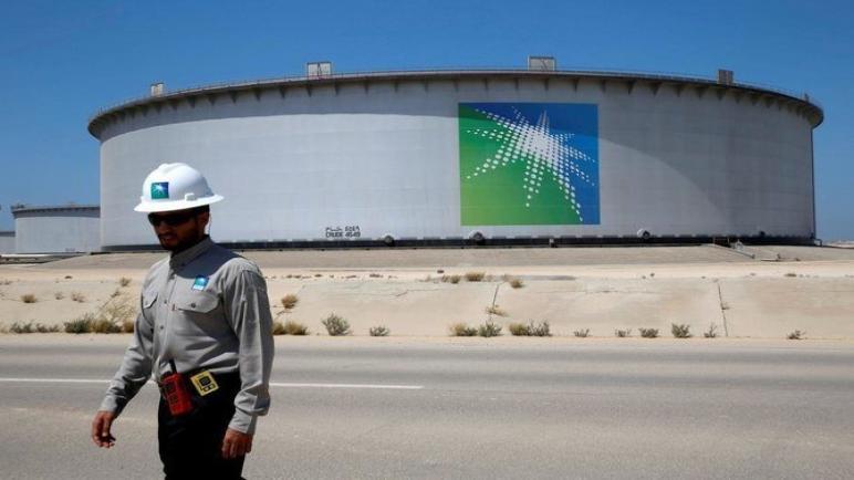 ارتفاع صافي دخل أرامكو السعودية في الربع الثاني إلى 25.5 مليار دولار نتيجة ارتفاع أسعار النفط الخام