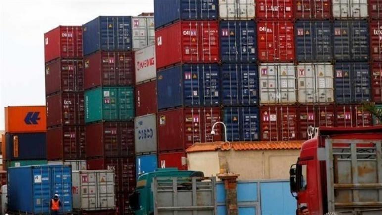 تراجع عجز الميزان التجاري لمصر 14٪