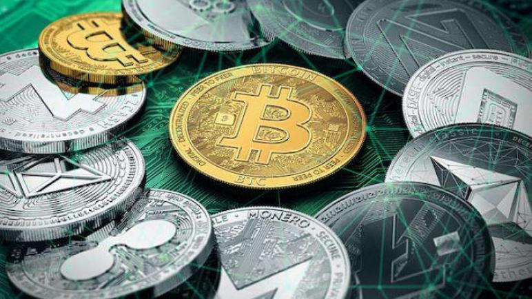 البيتكوين في صدارة العملات الرقمية
