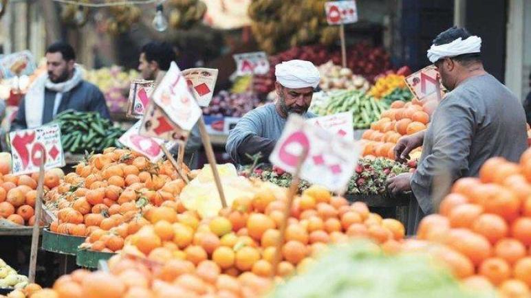 التضخم في مصر يتسارع إلى أعلى مستوى في 5 أشهر في مايو