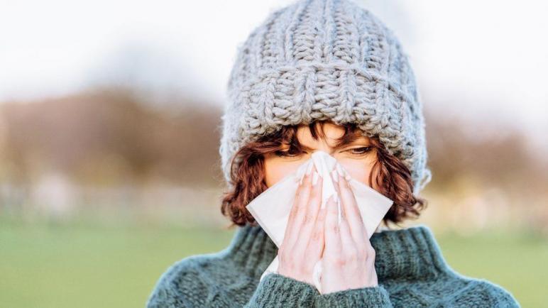 فيروس كورونا: كيف يمكن لنزلات البرد التخلص من كوفيد