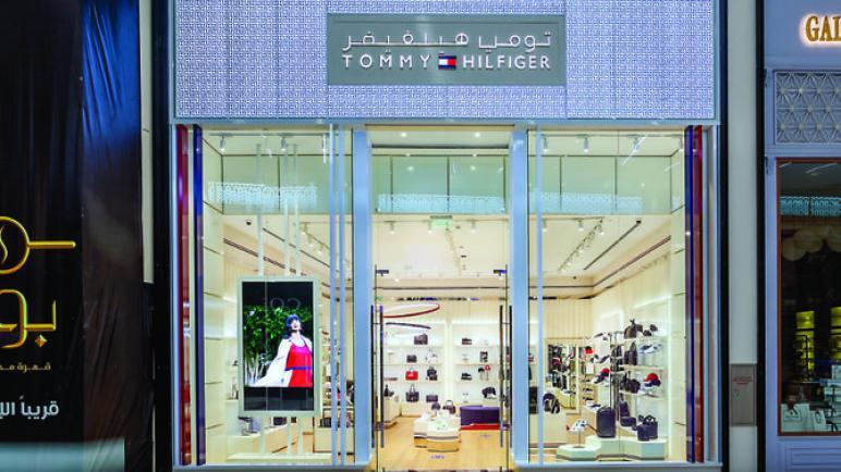 تومي هيلفيغر توسع حضورها في مجال البيع بالتجزئة في الرياض
