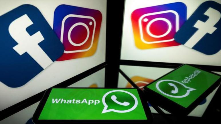 فيسبوك وإنستغرام وواتساب تتوقف عن العمل في مختلف انحاء العالم