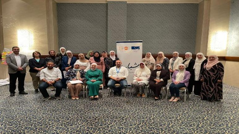 كلية التمريض في جامعة عمان الأهلية تشارك بورشة عمل للجمعية الملكية للتوعية الصحية