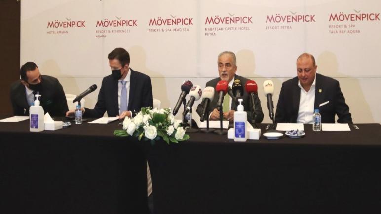 اتفاقية تعاون بين عمان الاهلية وفنادق ومنتجعات موفنبيك الاردن في برنامج إدارة الضيافة وفنون الطهي للبكالوريوس