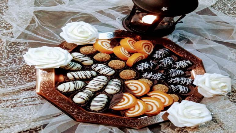 افخم أنواع الشكولاته الأوروبية الطبيعية بزبدة الكاكاو…Roseleen chocolate