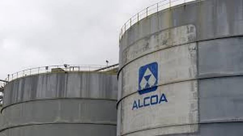 Alcoa تحقق تسرب مادة يحتمل أن تكون سامة في مصفاة جنوب غرب