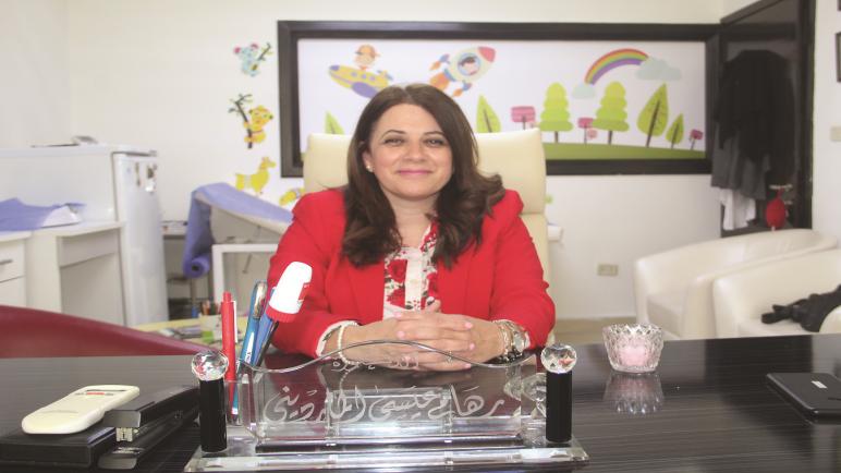 الدكتورة رهام عيسى المارديني…الاسم الرائد في أمراض الأطفال وكلى الأطفال